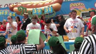 2011 Nathan's Hot Dog Eating Contest (p2)