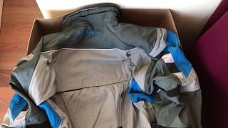 Куртка BMW Motorrad Rallye мужская синяя, 76118560540