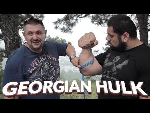 """Georgian Hulk is too primitive to win!""  Trubin's team"