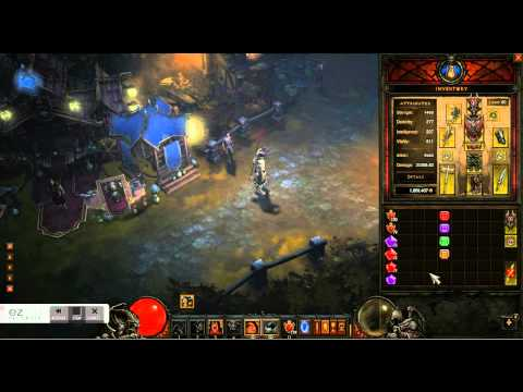 Diablo 3 Gem of Ease from YouTube · Duration:  9 minutes