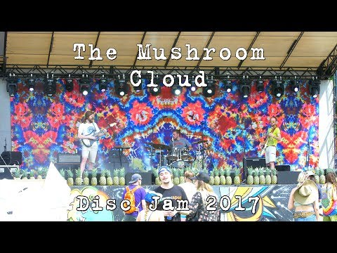 The Mushroom Cloud: 2017-06-08 - Disc Jam Music Festival; Stephentown, NY [4K]