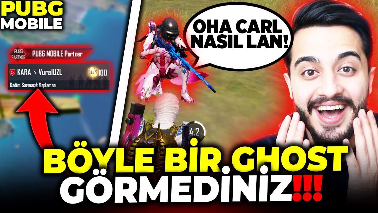 Download VURAL ÜZÜL'Ü GHOSTLADIM!! HAYATINIZDA BÖYLE GHOST GÖRMEDİNİZ!! 😱 - PUBG Mobile