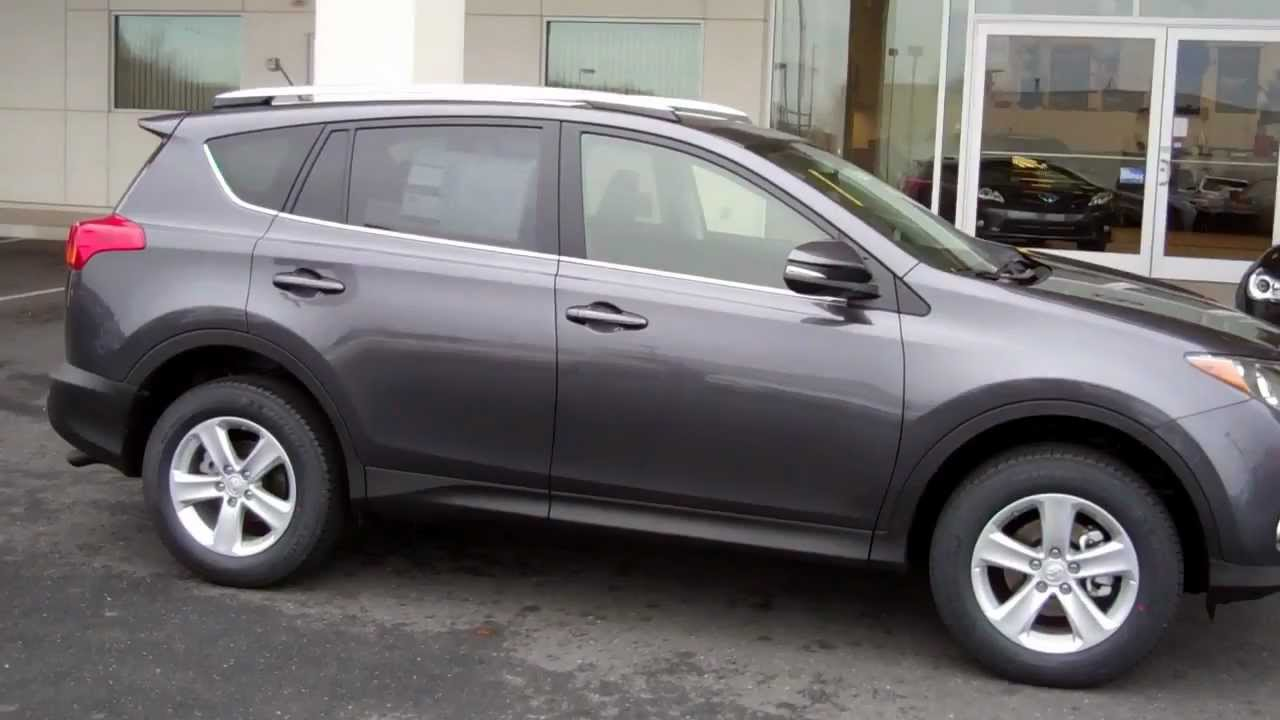 2013 Toyota Rav4 Xle Awd Walkaround Amp Features Youtube