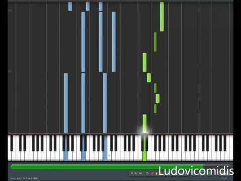 I Giorni - Ludovico Einaudi (Tutorial + MIDI)