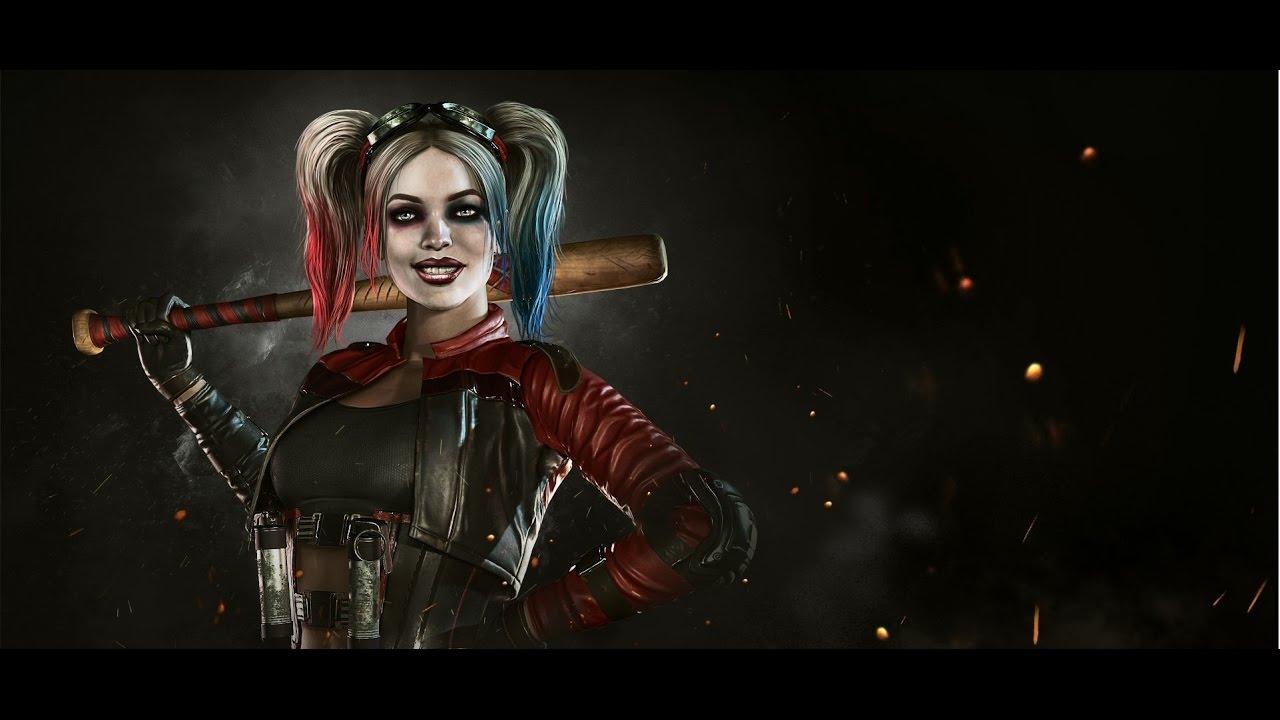 Injustice 2 Harley Quinn Ending - YouTube