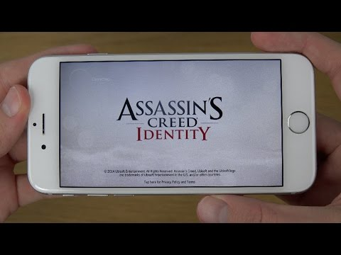 Assassin's Creed Identity iPhone 6 4K Gameplay Review