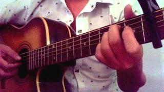 BẢN TÌNH CA MÙA ĐÔNG (TUẤN HƯNG) - GUITAR COVER - HỢP ÂM CỰC CHUẨN