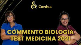 Test Medicina 2021 - Commento BIOLOGIA