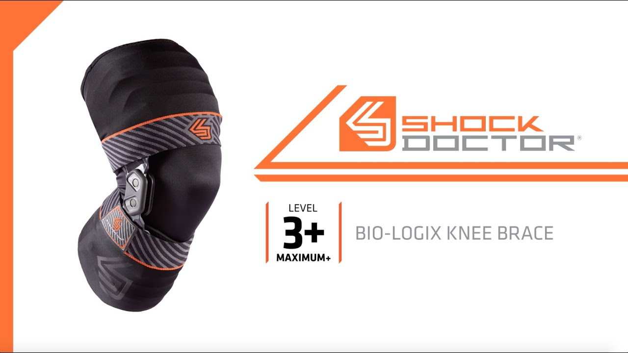 d21b26e853 Shock Doctor – How to Fit Bio-Logix Knee Brace (SD2090) - YouTube