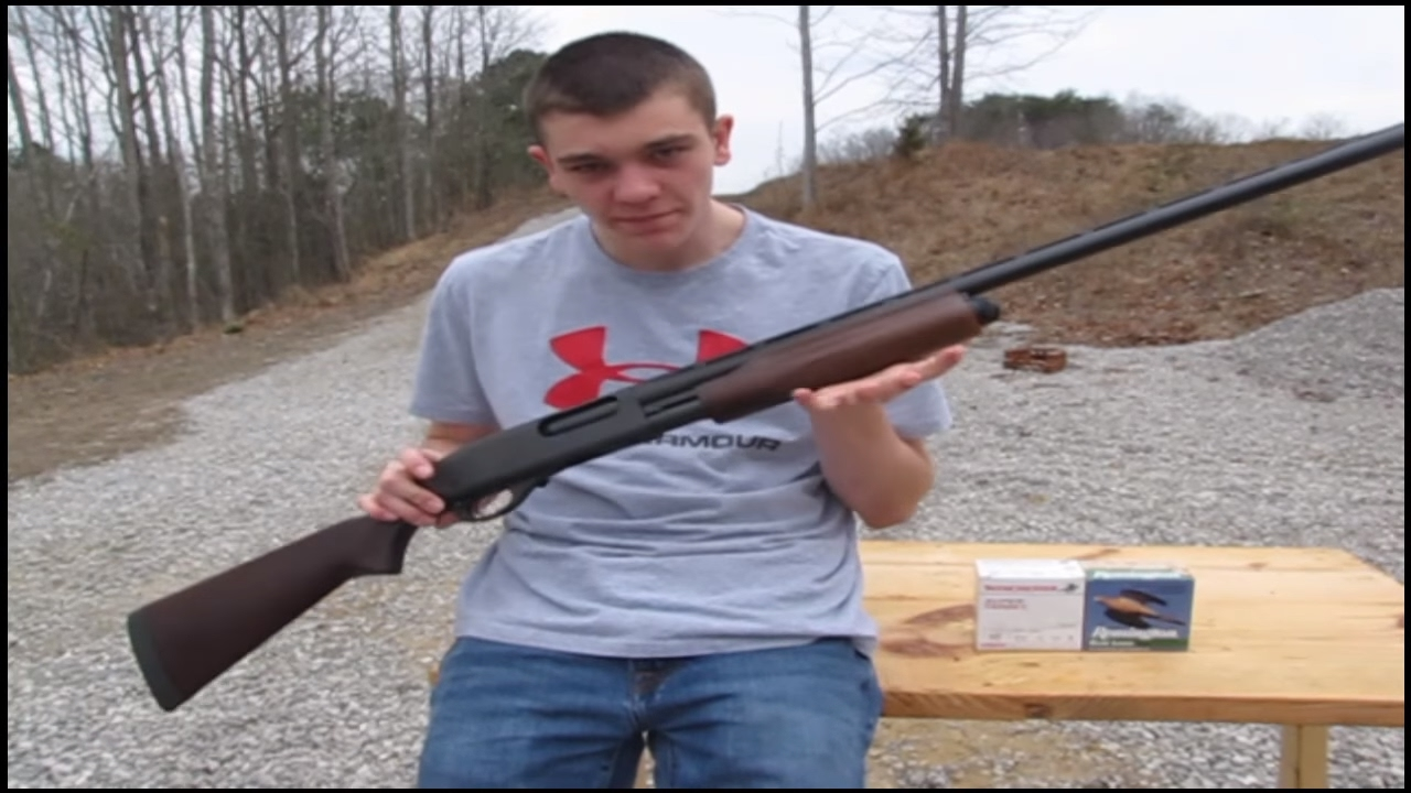 Remington 870 - Walmart Shotgun