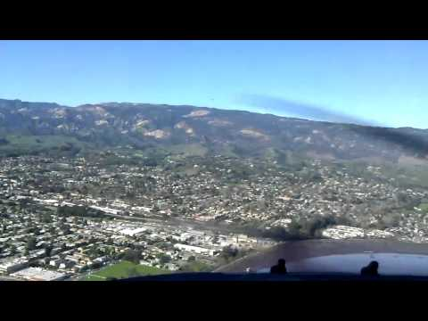 Santa barbara flight