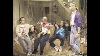 Four Short Band Skits on Late Night, 1988, 1989