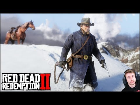 RED DEAD REDEMPTION 2 GAMEPLAY DEUTSCH GERMAN - Vom Noob Zum Pro :D