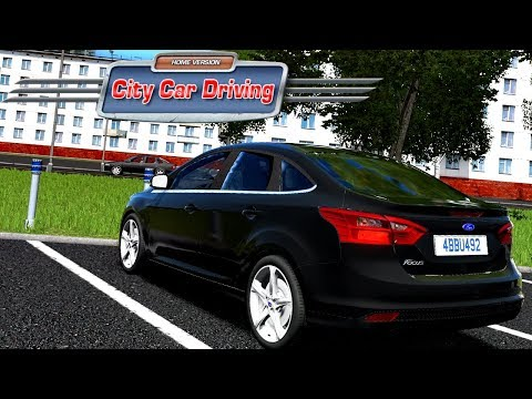 City Car Driving - Ep 1 - Road Rage!