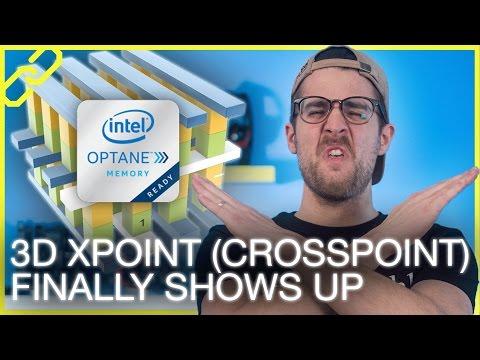 First Optane 3D XPoint SSD, AMD 16-Core Ryzen CPU, Samsung Bixby