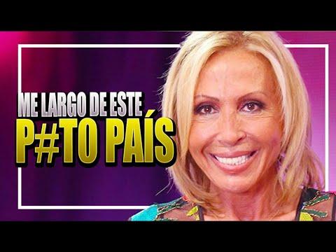 "LAURA BOZZO MALDICE A MÉXICO: ""QUIERO LARGARME DE ESTE P#TO PAÍS"" - CHISME NO LIKE"