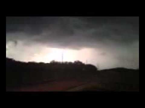 Tornado Reportedly To West Of Hays, KS May...