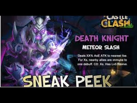 IGG Loves Giving This Guy Death Knights Rolling 25k Gems Castle Clash