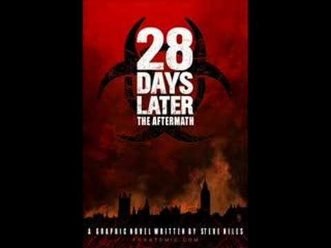 28 DAYS LATER - IN THE HOUSE - IN A HEARTBEAT TAB by Misc Soundtrack