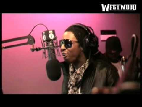 Lil Wayne freestyle - Westwood