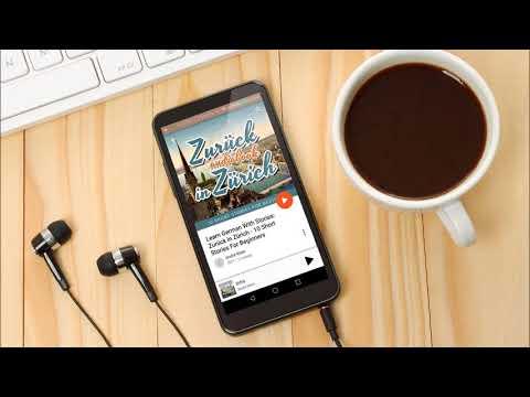 Learn German With Stories: Zurück in Zürich Audiobook (FREE PREVIEW)