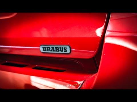 Smart Brabus / Mejora Audio Acousticar