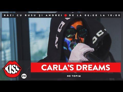 Carla's Dreams - Ne Topim (Live @ KissFM)