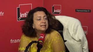 Ghada Hatem répond aux questions de Léa Salamé