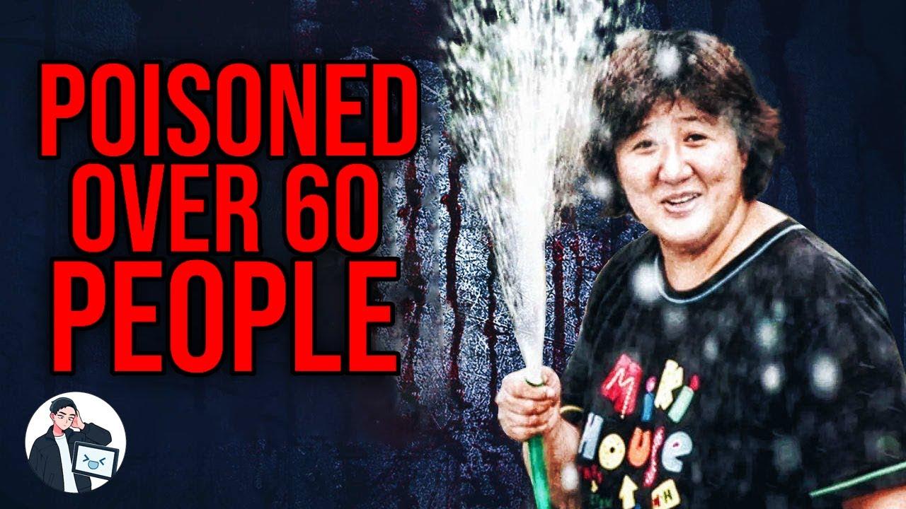 The Woman Who Poisoned Her Entire Community - The Strange Case of Masumi Hayashi