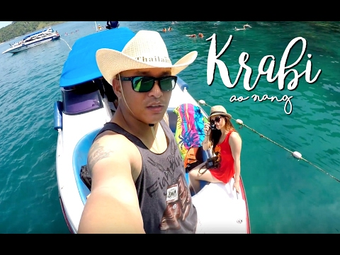 TRAVEL WITH ME: KRABI Phi Phi Island Tour (Monkey Island, Maya Bay, Bamboo Island) PART 2