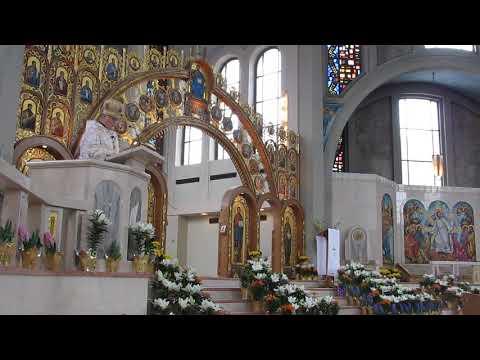 2 Easter 2018 Cathedral - Homily offered by Metropolitan-Archbishop Stefan Soroka