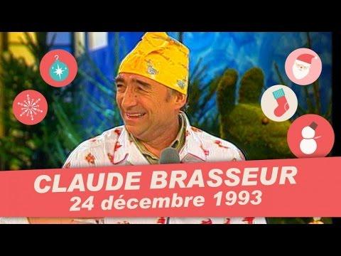 Claude Brasseur - Spéciale Noël -  Coucou c'est nous - Emission complète