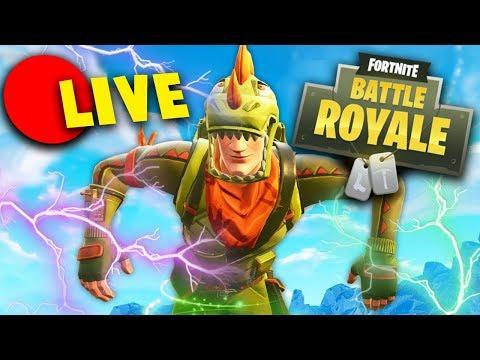 🔴 LIVE - Fortnite Battle Royale !! L' IMPORTANTE É DIVERTIRSI.. (disse il nabbo)