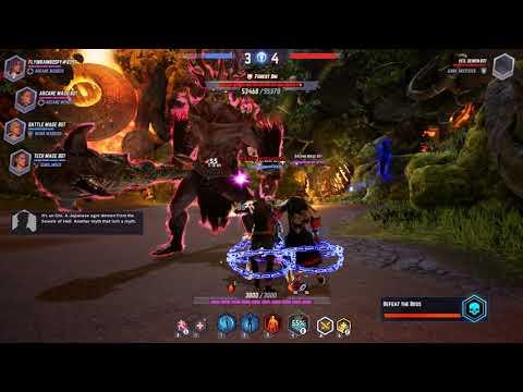 Some Breach Alpha Gameplay