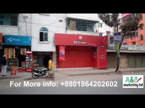 Ready Apartment with Land for Sale in Banasree, Dhaka, Bangladesh - by A&P marketing ltd