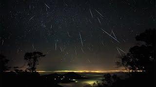 2015雙子座流星雨/Geminid Meteor Shower (Timelapse 縮時攝影)
