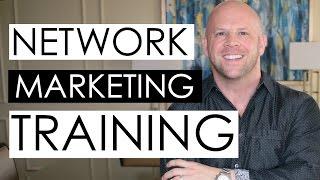 Network Marketing Training — 4 Types of Knowledge