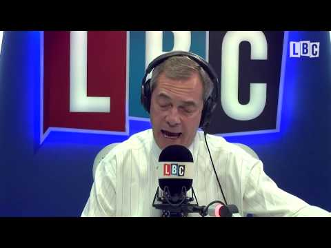 Nigel Farage: Dialogue with Putin is Necessary for West
