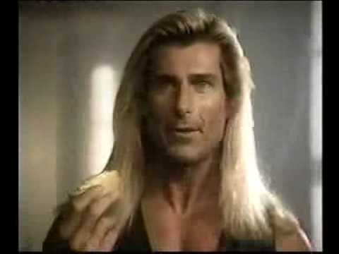 "I Can't Believe It's Not Butter ""Fabio"" Commercial (1996)"