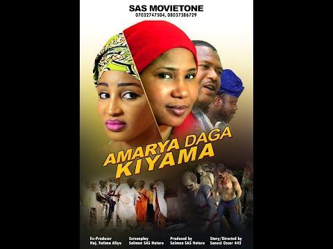 AMARYA Daga KIYAMA.   Latest Promo (Hausa Films & Music) thumbnail