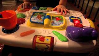 Vtech Discovery Table - Toys For Toddlers Review