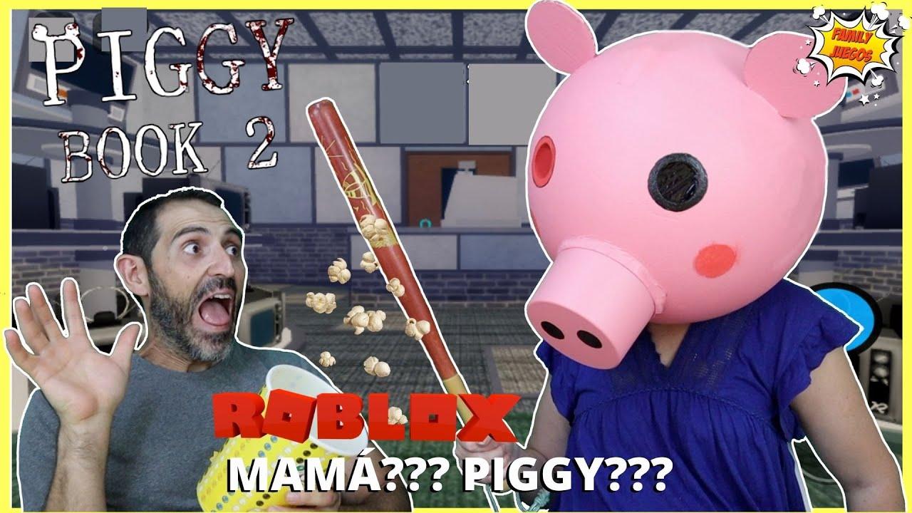 Piggy Book 2 NO juegues a PIGGY a las 3 am!!! ROBLOX PIGGY 2!!