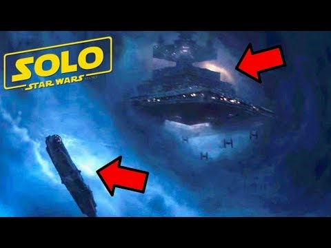 Kessel Run Explained: Where is Han Solo Being Chased By Imperials in the New Solo Teasers?