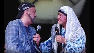 Mirzabek Xolmedov & Valijon Shamshiyev - Chol va Kampirning antiqa uchrashuvi