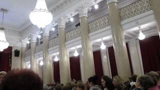 Петербург. Концертный зал У Финляндского вокзала