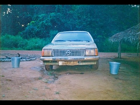 TRAVELING ON RAIN FOREST ROADS IN { EBOLA COUNTRIES } OF WEST AFRICA IVORY COAST MALI GUINEA
