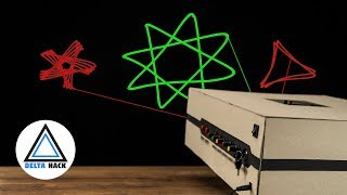 Advanced Laser Projector | DIY