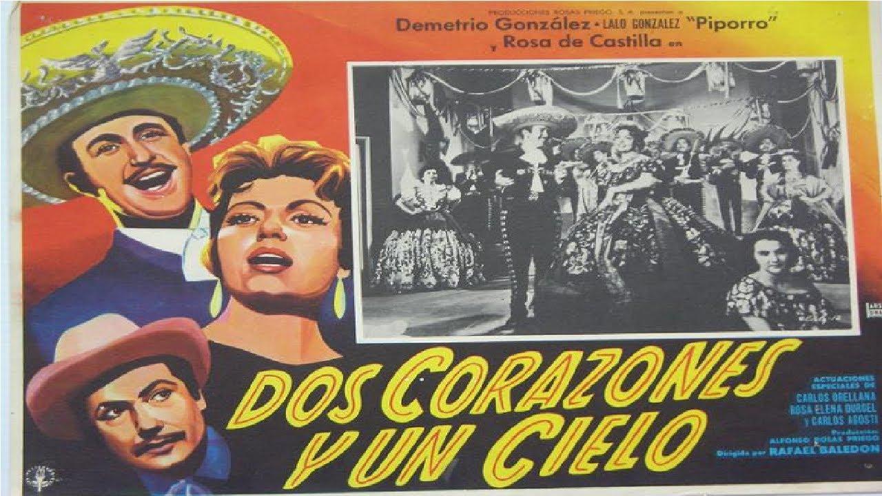 Ver Dos Corazones Y Un Cielo│Piporro│1959 en Español
