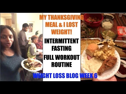 i-lost-weight-over-thanksgiving:-my-weight-loss-journey-blog-wk-7-|-full-workout-routine