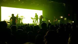 Underoath - No Frame (The No Fix Tour 2018, TN)